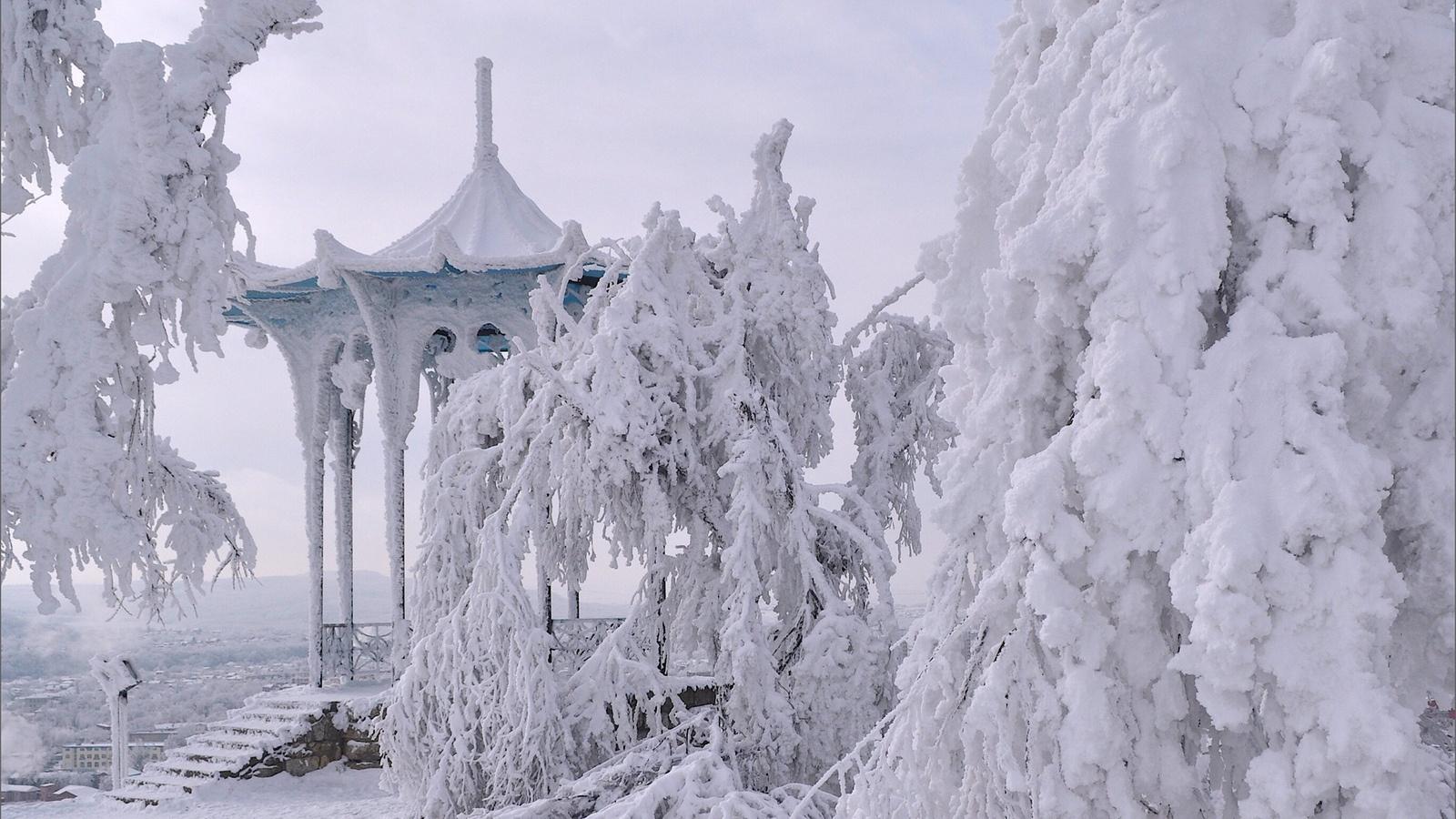 Новый год на Кавказских Минеральных Водах (5 д/4 н)