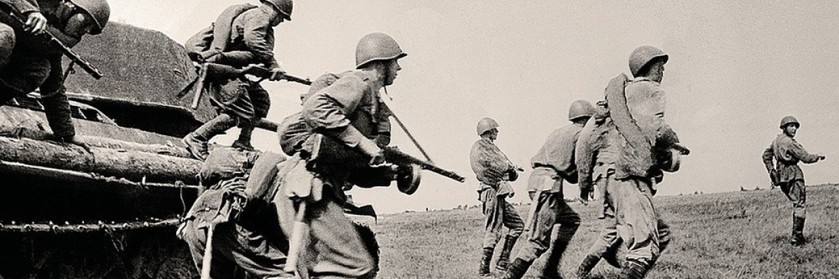 Пятигорск в годы Великой отечественной Войны