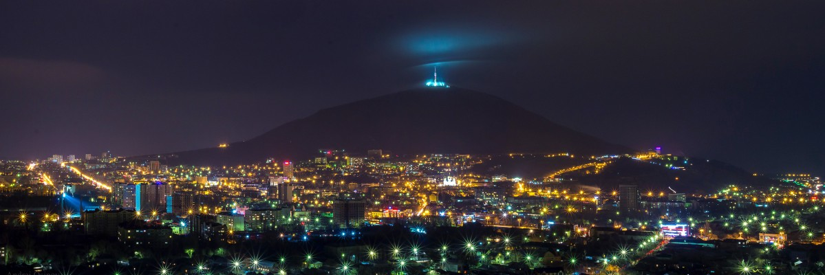 Современный Пятигорск