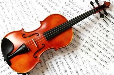 «К музыке» Ансамбль скрипачей