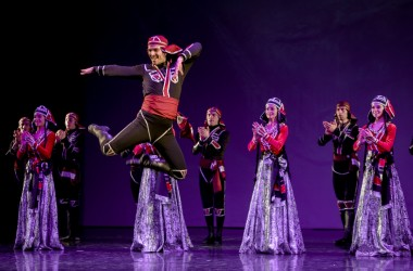 Региональный фестиваль-конкурс национального танца «ПЯТЬ ГОР»