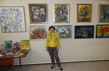 Персональная выставка Натальи Корсун открывается в Пятигорске