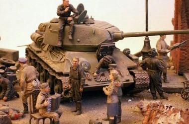 Городская конкурс-выставка батальной миниатюры «АРСЕНАЛ»