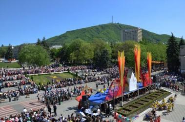 Афиша мероприятий на май