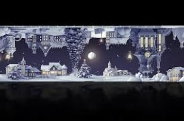 Мультимедийный фестиваль с элементами 3D-mapping шоу