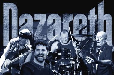 """Рок-группа """"Nazareth"""""""
