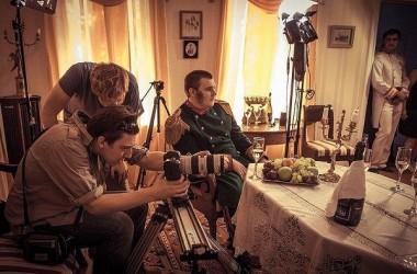 Творческая встреча с создателями фильмов о Лермонтове.