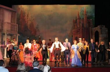 Пятигорскому театру оперетты-80!
