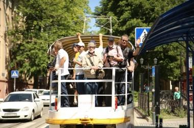 «Трамвайные энтузиасты» из Европы оценили пятигорский электрический транспорт