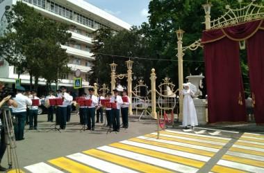 Обновленный Парк Цветник торжественно открыт в Пятигорске
