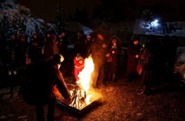 Одиннадцатый Цветаевский костер зажжен в Пятигорске