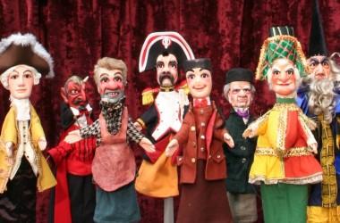 9 кукольных театров на сцене в Пятигорске