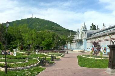 Первые отдыхающие прибыли в санатории Кавминвод