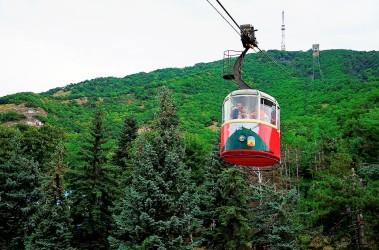 Канатная дорога Пятигорска возобновила работу