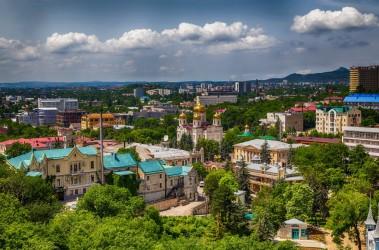 Пятигорск - в десятке популярных направлений для бронирования отдыха весной с детьми