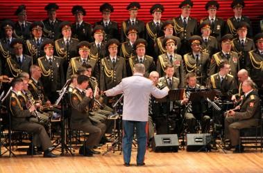 Пятигорск вновь готовится принять участников Всероссийского фестиваля военных оркестров Росгвардии