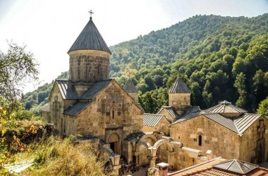 У Пятигорска появился побратим – армянский город Дилижан