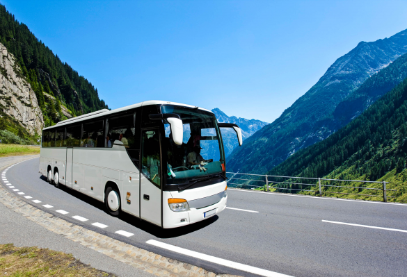 Онлайн заказ билетов на автобусы