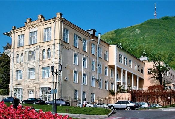Пятигорская клиника ФМБА России