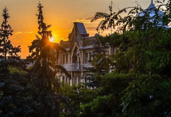 Архитектурные стили Пятигорска