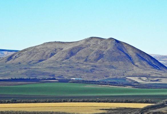 Гора Юца