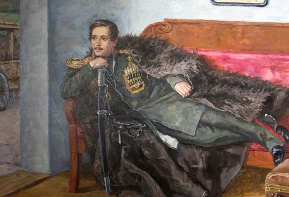 Лермонтов в Пятигорске
