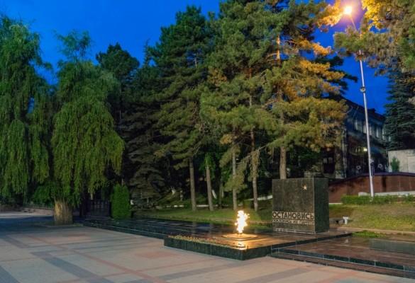 Мемориальный комплекс «Огонь Вечной Славы»