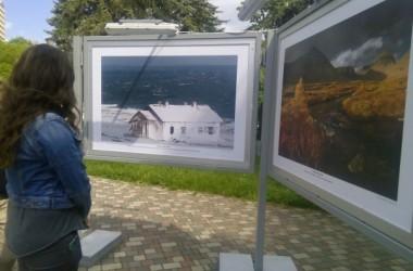 В Пятигорске открылась уникальная фотовыставка «Север и Юг»